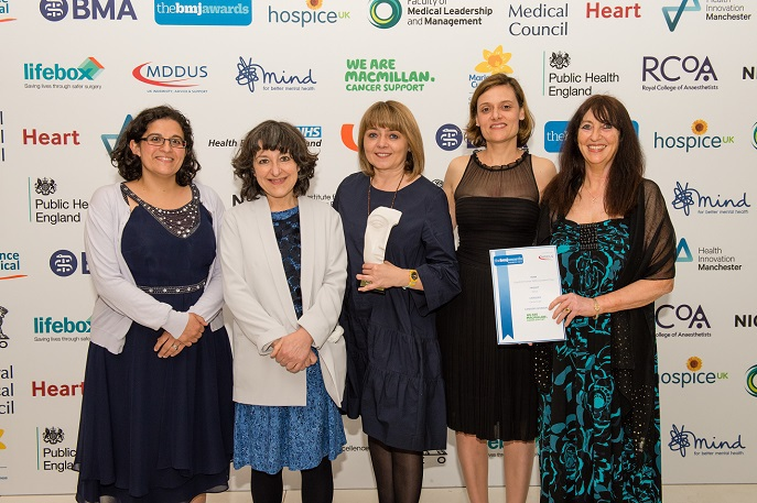 Cancer Care Team GOLD - Guys & St Thomas' NHS Foundation Trust